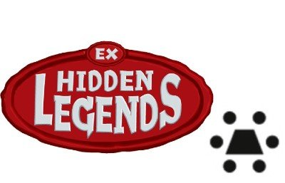 Pokemon EX Hidden Legends