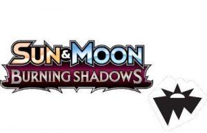 Pokemon S&M Burning Shadows