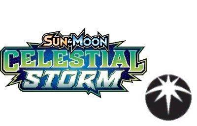 Pokemon S&M Celestial Storm
