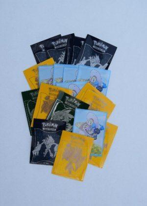 20 seje lommer med pokemon motiv