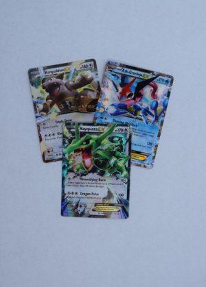 3 EX kort