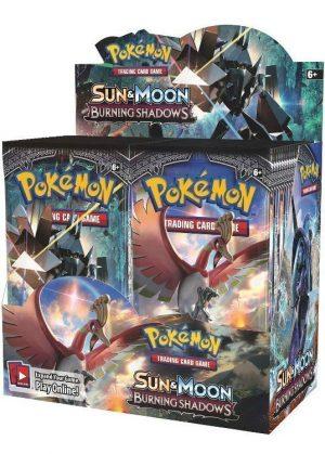 Booster Box (36 stk.) - S&M Burning Shadows