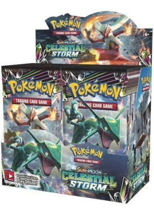 Booster Box (36 stk.) - S&M Celestial Storm