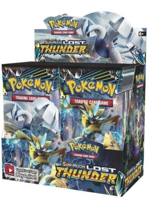 Booster Box (36 stk.) - S&M Lost Thunder