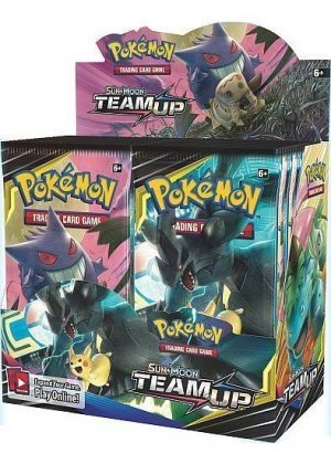 Booster Box (36 stk.) - S&M Team Up