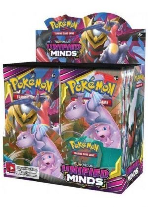 Booster Box (36 stk.) - S&M Unified Minds