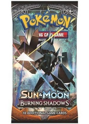 Booster Pack - S&M Burning Shadows