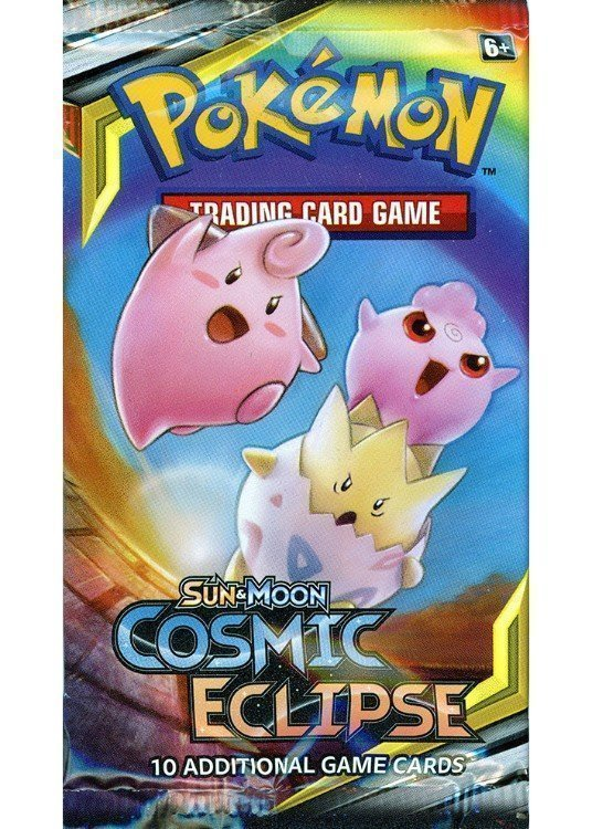 Booster Pack - S&M Cosmic Eclipse
