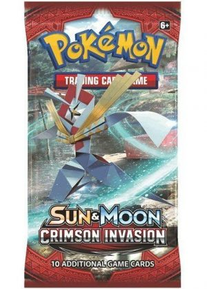 Booster Pack - S&M Crimson Invasion