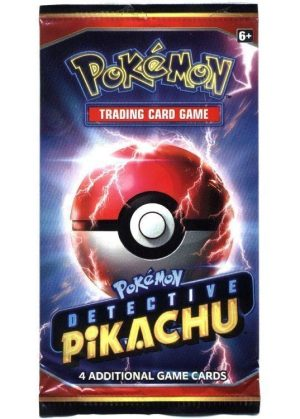 Booster Pack - S&M Detective Pikachu