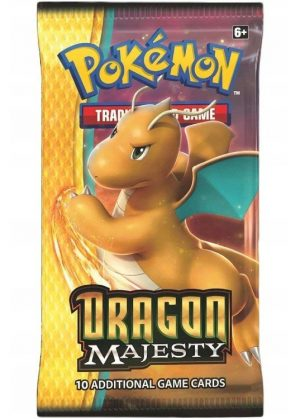 Booster Pack - S&M Dragon Majesty