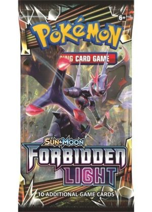 Booster Pack - S&M Forbidden Light