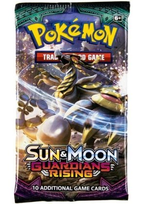 Booster Pack - S&M Guardians Rising