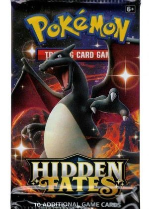 Booster Pack - S&M Hidden Fates