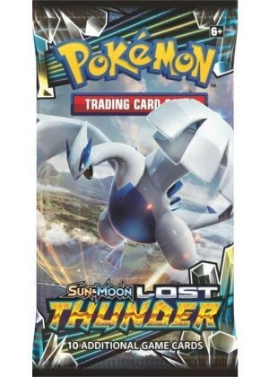 Booster Pack - S&M Lost Thunder