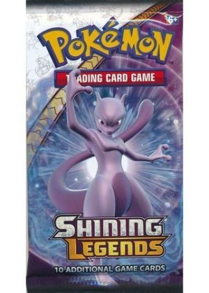 Booster Pack - S&M Shining Legends