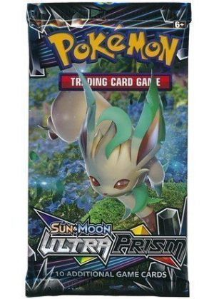 Booster Pack - S&M Ultra Prism