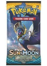 Booster Pack - Sun & Moon - Pokemon Sun & Moon Booster Pack