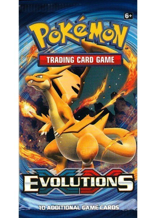 Booster Pack - XY Evolutions