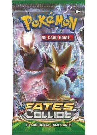 Booster Pack - XY Fates Collide