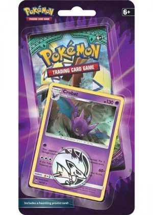 Crobat blister pack (1 stk.) - S&M Guardians Rising