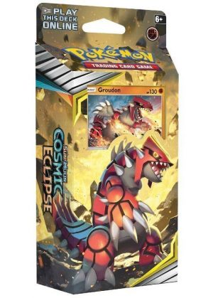 Groudon Towering Heights - Theme Deck