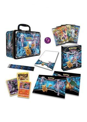 Mewtwo Strikes Back Tin Box. - Alt indhold