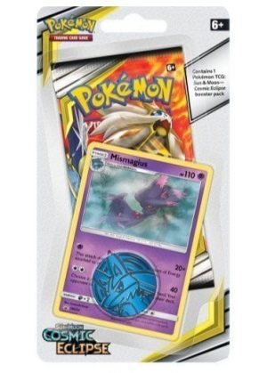 Mismagius blister pack (1 stk.) - S&M Cosmic Eclipse