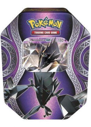 Necrozma GX Mysterious Powers Tin Box.