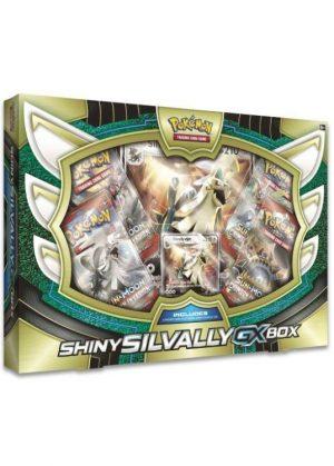 Shiny Silvally GX Box.