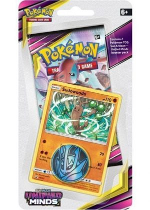 Sudowoodo blister pack (1 stk.) - S&M Unified Minds