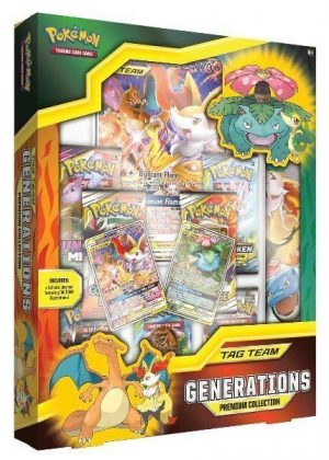 TAG TEAM Generations Premium Collection Box.