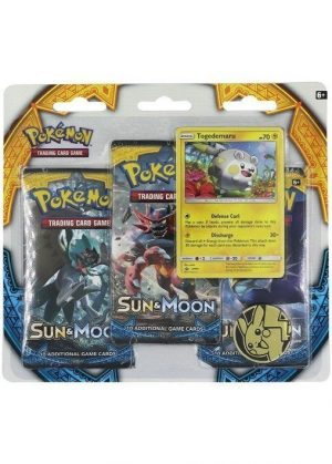 Togedemary blister pack (3 stk.) - Sun & Moon