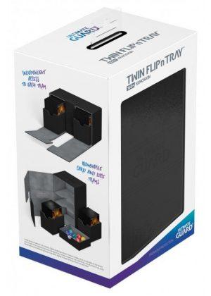 Deck box (Sort) - Twin Flip'n'Tray 160+ XenoSkin™ - Ultimate Guard