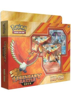 Ho-Oh Legendary Battle Deck - Theme Deck