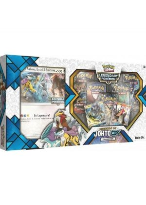 Legends of Johto GX Collection Box.