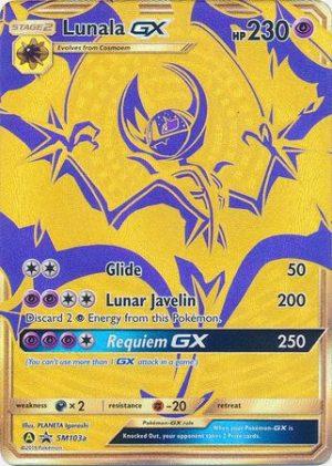 Lunala GX - SM103a
