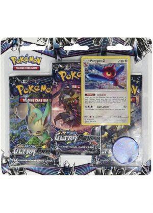Porygon-Z blister pack (3 stk.) - S&M Ultra Prism