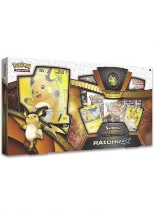 Raichu GX Special Collection Box.