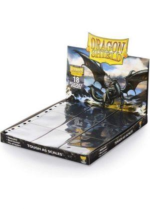Dragon Shield 18-pocket pages box (50 stk)