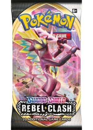 Booster Pack - SWSH Rebel Clash