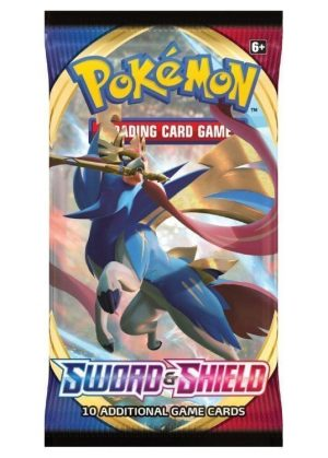 Booster Pack - Sword & Shield - Sword & Shield Booster pack