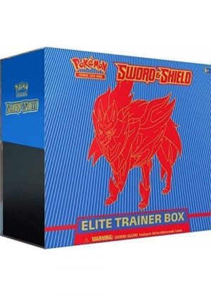 Elite Trainer Box - Zamazenta V - Sword & Shield