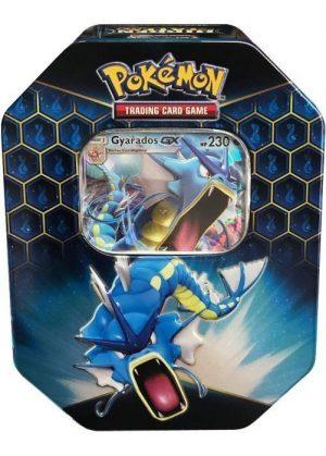 Gyarados GX Tin Box - FORUDBESTILLING!.