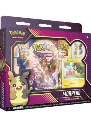 Morpeko Pin Collection Box.
