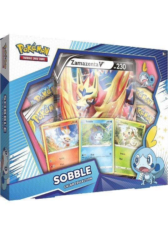 Sobble Galar Collection Box.