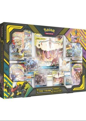 TAG TEAM Powers Collection Box (Espeon & Deoxys GX).