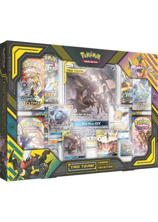 TAG TEAM Powers Collection Box (Umbreon & Darkrai GX).