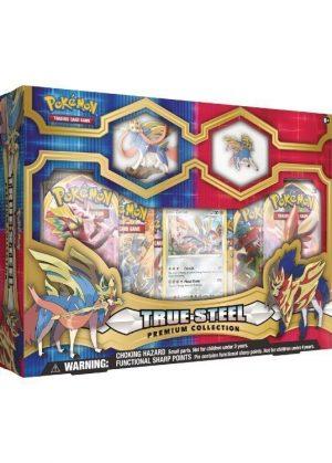 True Steel Premium Collection Box - Zacian.