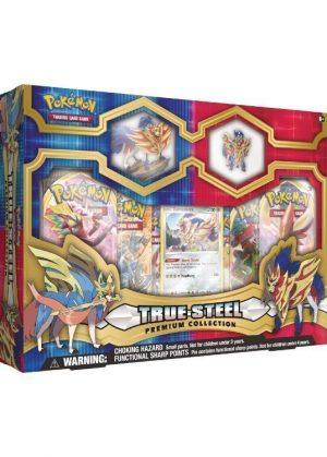 True Steel Premium Collection Box - Zamazenta.